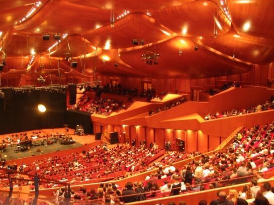 Auditorium Parco della Musica de Roma